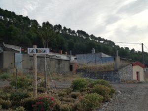 Señalización urbana de Corcos