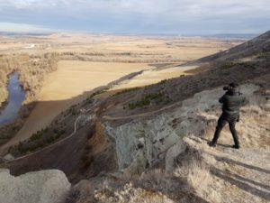Cortados del Pisuerga - Mirador de Cabezón de Pisuerga